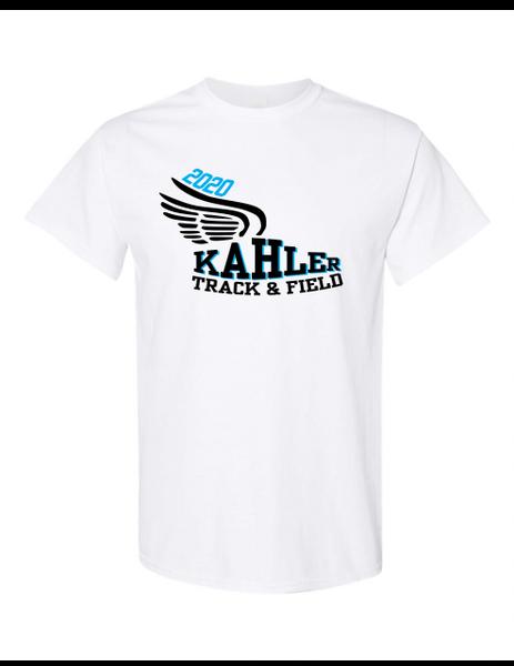 Kahler Track Cotton T-Shirt 2020