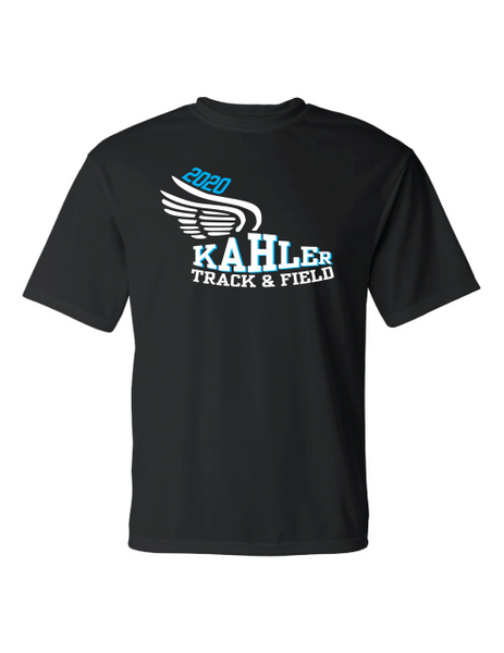 Kahler Track Performance T-Shirt 2020