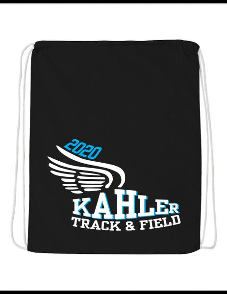 Kahler Track & Field Draw String Bag