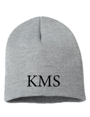 KMS Embroidered Beanie