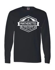Griffith Pantherettes Regional Champions Long Sleeves