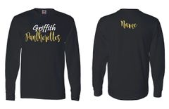 Griffith Pantherettes Long Sleeves