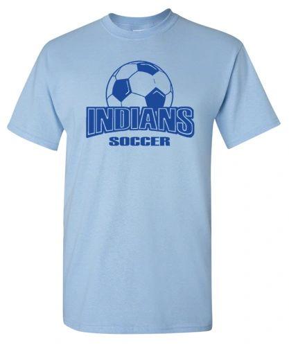 Lake Central Soccer Training T-Shirt
