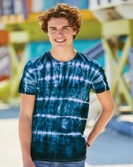 Shibori Tie Dye T-Shirt