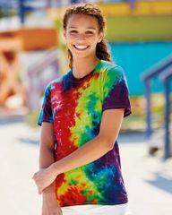 Slushie Crinkle Tie Dye T-Shirt
