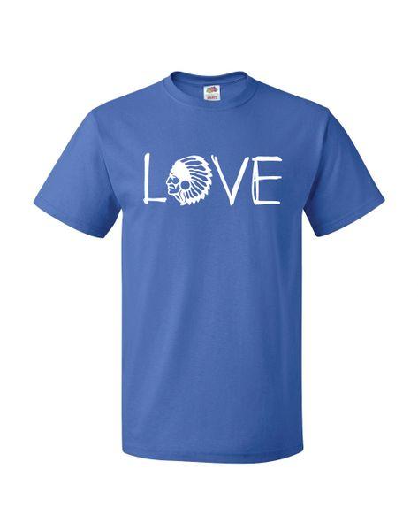 Indians Love T-Shirt