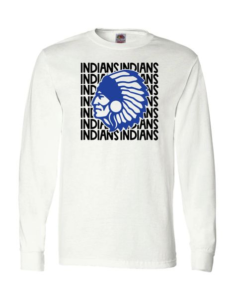 Lake Central Indians Long Sleeves