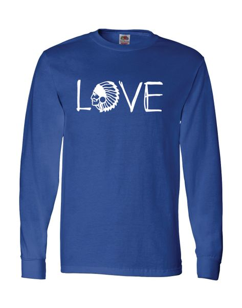 Indians Love Long Sleeves