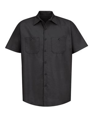 Red Kap - Industrial Short Sleeve Work Shirt