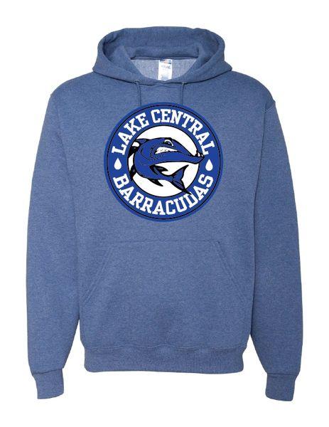 Barracudas Hooded Sweatshirt