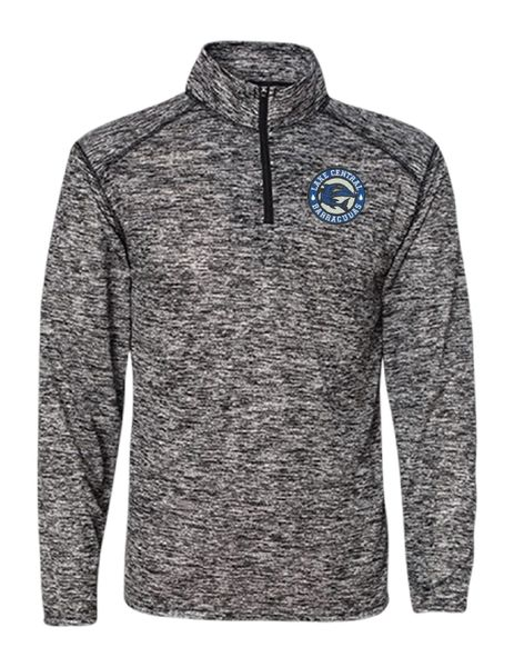 Embroidered Barracudas Light Weight Pullover