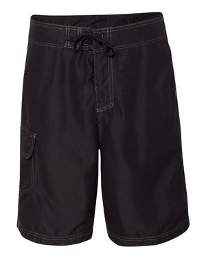 Burnside - Solid Board Shorts