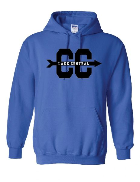 Lake Central Cross Country Hoodie
