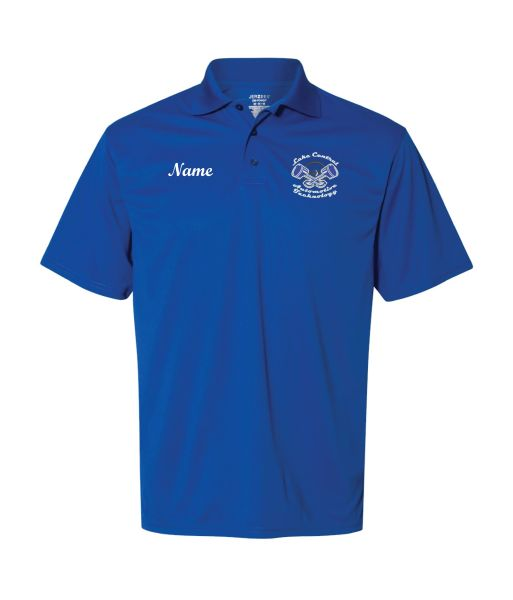 LC Automotive Embroidered Performance Sport Shirt