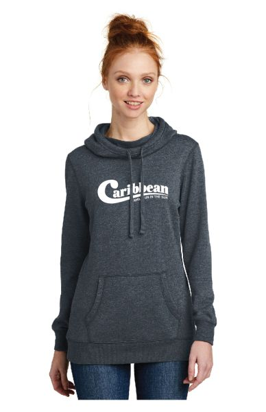 Caribbean Pools Lightweight Fleece Hoodie