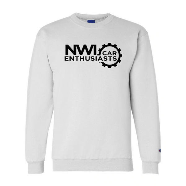 NWICE Gears Champion Crewneck Sweatshirt