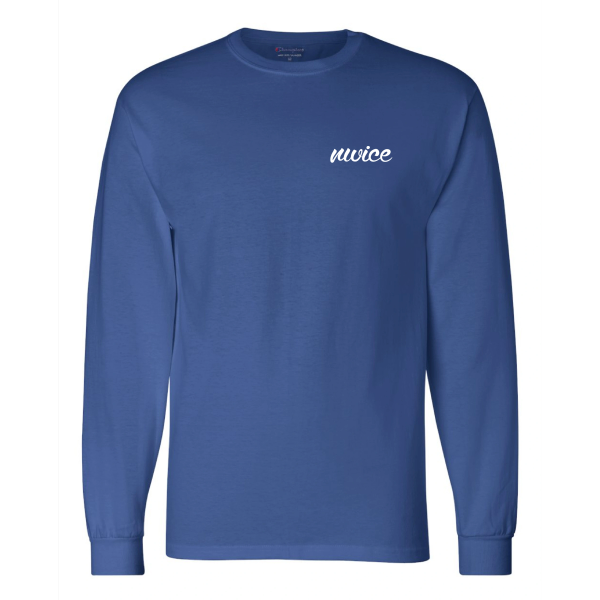 NWICE Cursive Champion Long Sleeves