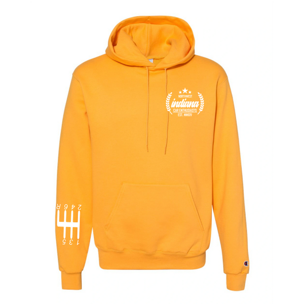 NWICE Driven To Evolve Champion Hoodie