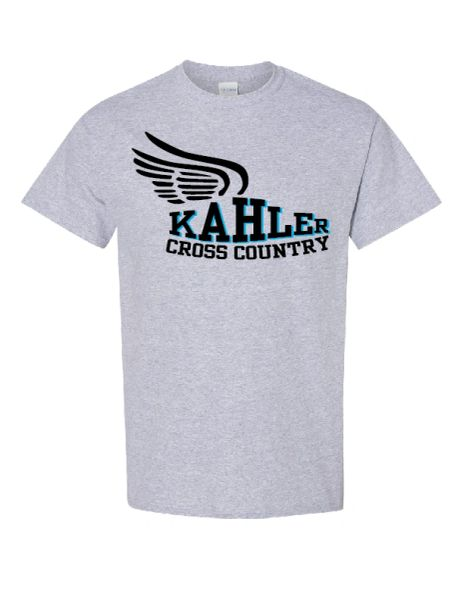 Kahler Cross Country Cotton T-Shirt