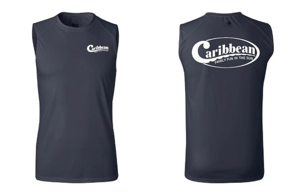 Caribbean Pools B-Core Sleeveless Shirt