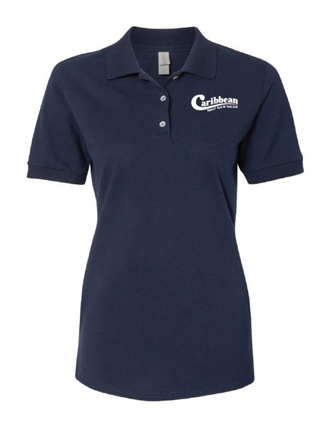 Caribbean Pools Women's Polo - Embroidered