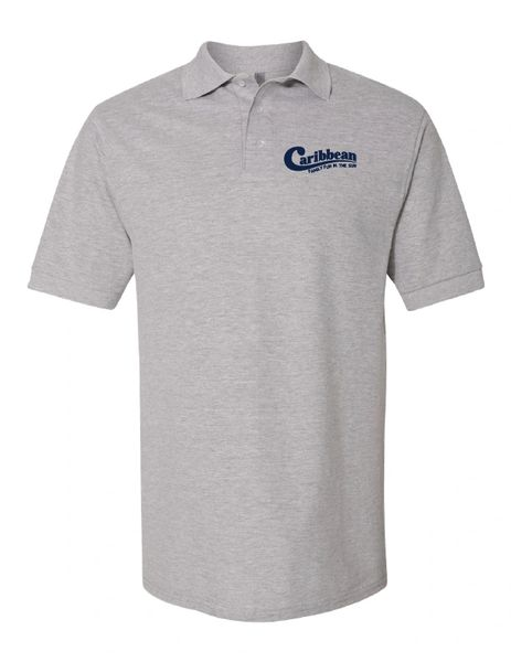 Caribbean Pools Men's Polo - Embroidered