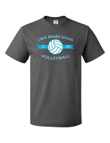 Clark Volleyball T-shirt