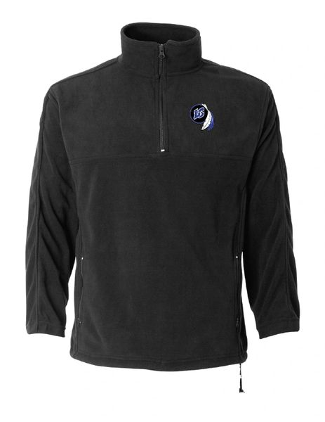 Lake Central Embroidered Fleece Quarter Zip