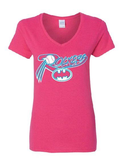 Rockers Women's V-Neck T-Shirt