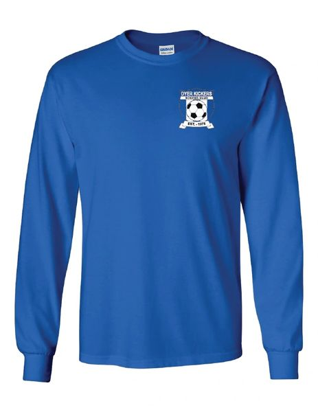 Dyer Kickers Long Sleeves