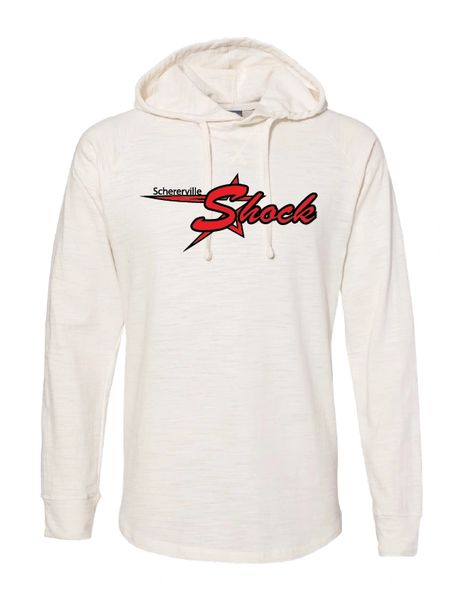 12U Shock Hooded Long Sleeve Pullover