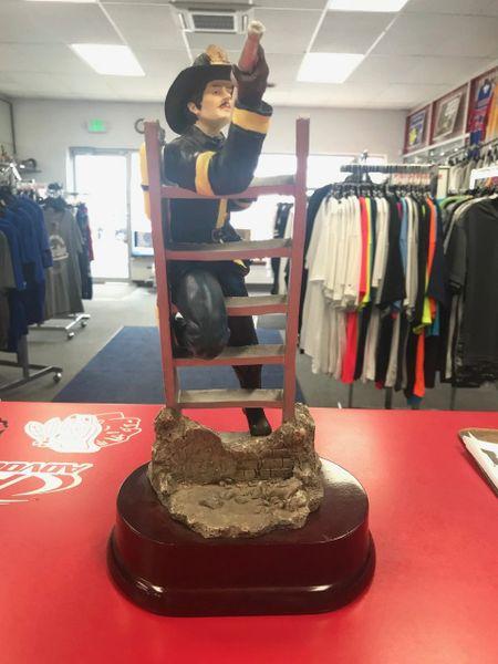 Firefighter Trophy Plaque