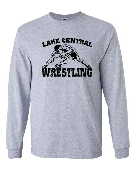 Lake Central Wrestling Long Sleeves