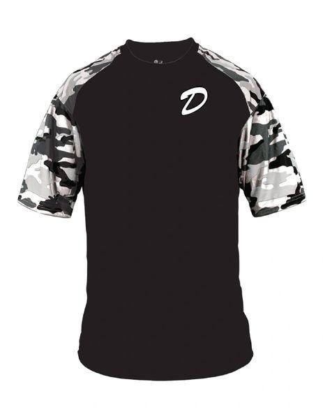DLL Camo Sport T-Shirt