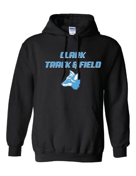 Clark Track & Field Hoodie