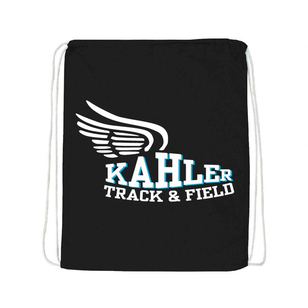 Kahler Track & Field Draw String Bag