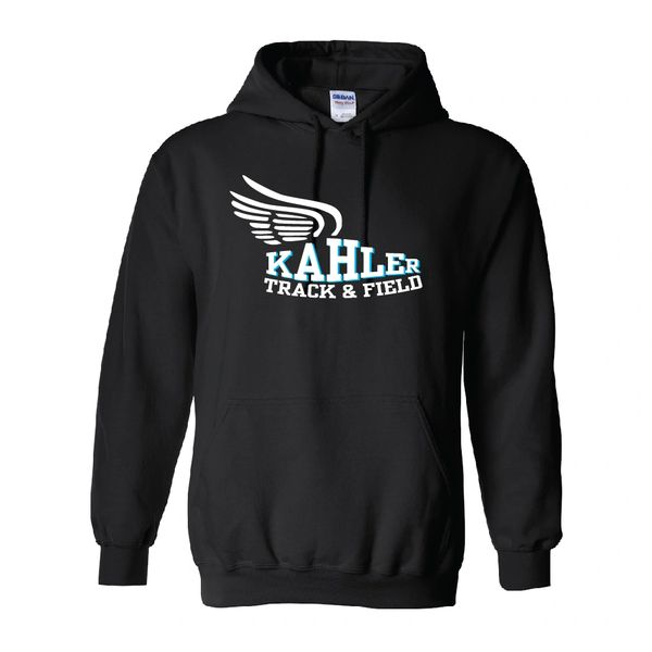 Kahler Track Hooded Sweatshirt
