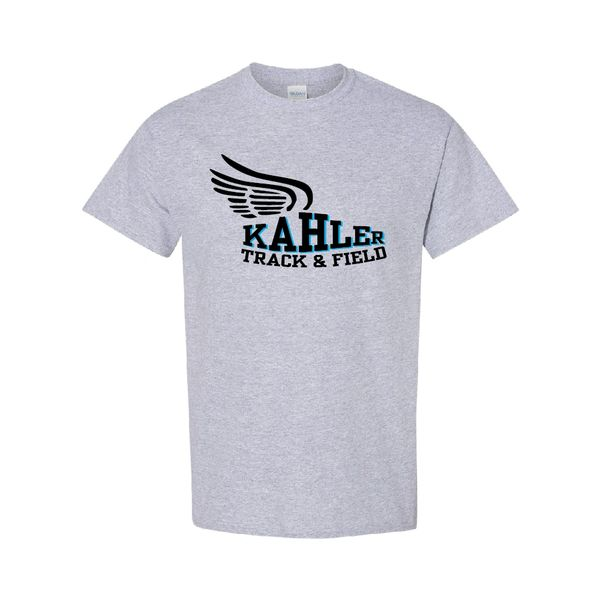 Kahler Track Cotton T-Shirt