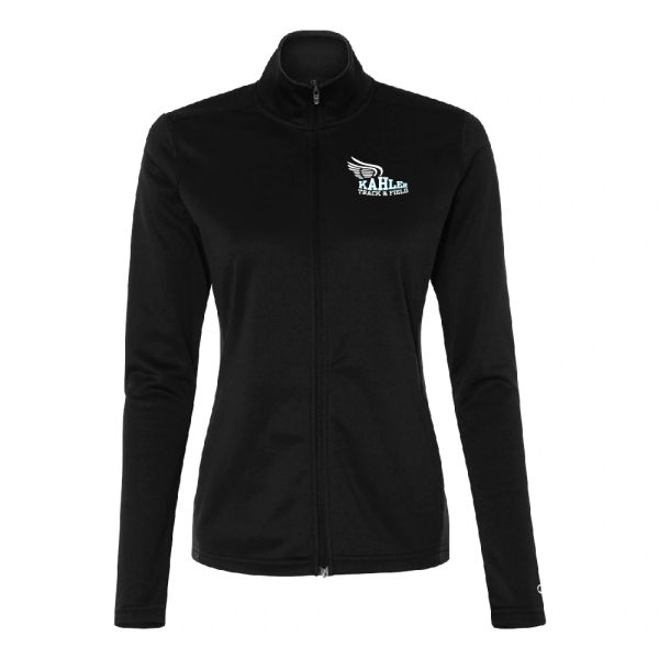 Kahler Track Champion Performance Full-Zip Track Jacket