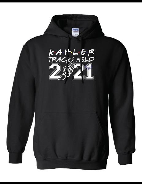 Kahler Track & Field Hoodie 2021