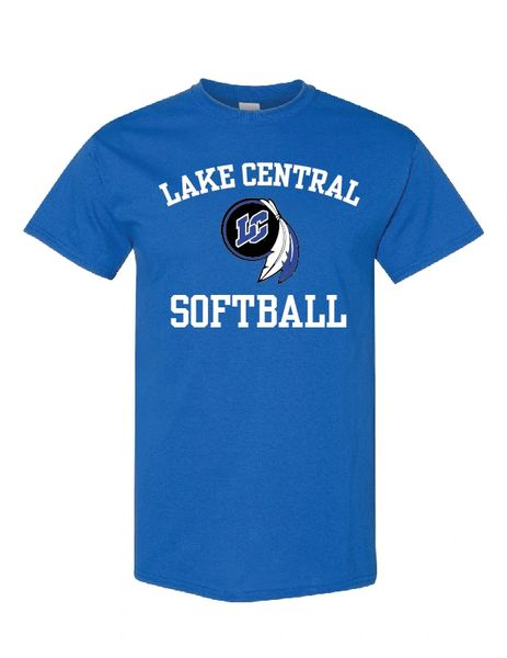Lake Central Softball T-Shirt