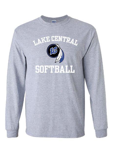 Lake Central Softball Long Sleeve