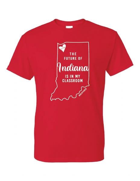 The Future of Indiana T-shirt