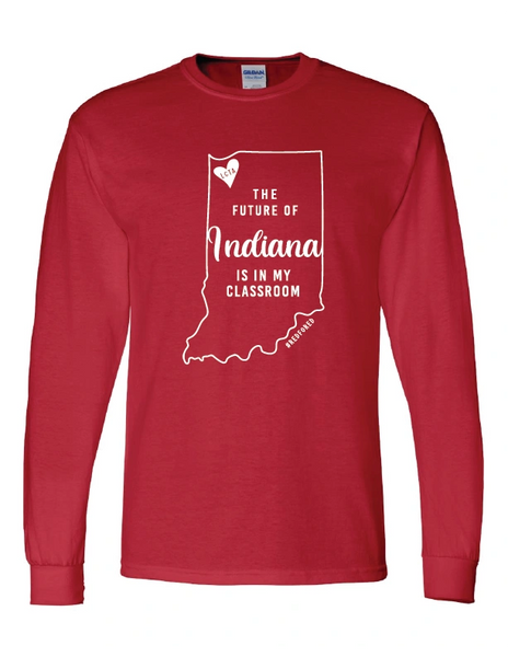The Future of Indiana Long Sleeve