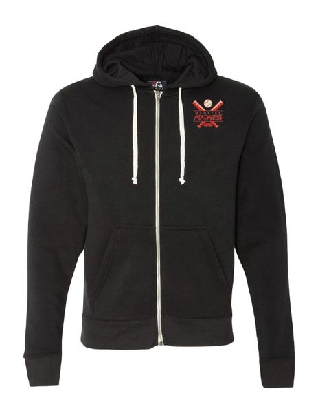 12U Shock Full-Zip Hooded Sweatshirt - Embroidered