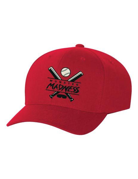 Munster Madness FlexFit Cap - Embroidered