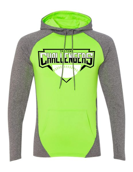 Tri-Town Challengers Zeal Hooded Pullover