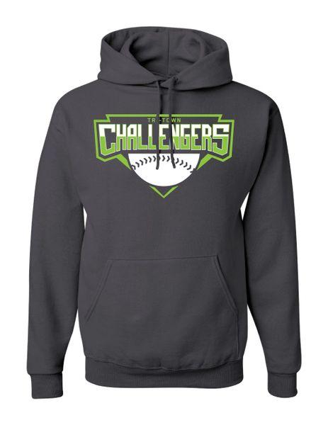 Tri-Town Challengers NuBlend Hooded Sweatshirt
