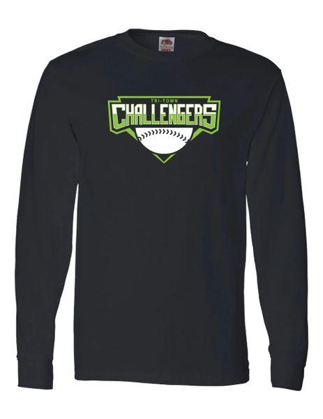 Tri-Town Challengers Long Sleeve T-shirt