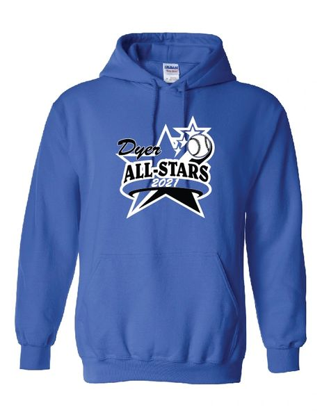 Dyer All-Star 2021 Hoodie